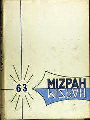 Mount Gilead High School - Mizpah Yearbook (Mount Gilead, OH) online yearbook collection, 1963 Edition, Page 1
