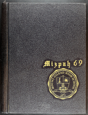 Page 1, 1969 Edition, Mount Gilead High School - Mizpah Yearbook (Mount Gilead, OH) online yearbook collection