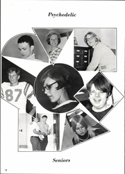Page 16, 1969 Edition, Mount Gilead High School - Mizpah Yearbook (Mount Gilead, OH) online yearbook collection
