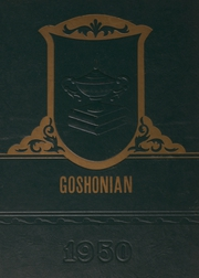 1950 Edition, Goshen Union High School - Goshonian Yearbook (Damascus, OH)