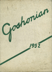 1952 Edition, Goshen Union High School - Goshonian Yearbook (Damascus, OH)
