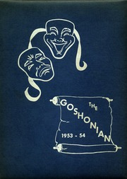 1954 Edition, Goshen Union High School - Goshonian Yearbook (Damascus, OH)