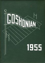 1955 Edition, Goshen Union High School - Goshonian Yearbook (Damascus, OH)