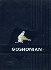 1957 Edition, Goshen Union High School - Goshonian Yearbook (Damascus, OH)