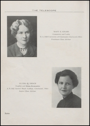 Page 16, 1937 Edition, Coldwater High School - Cavalier Yearbook (Coldwater, OH) online yearbook collection