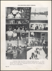 Page 10, 1949 Edition, Coldwater High School - Cavalier Yearbook (Coldwater, OH) online yearbook collection