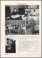 Page 12, 1949 Edition, Coldwater High School - Cavalier Yearbook (Coldwater, OH) online yearbook collection