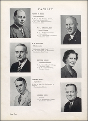 Page 14, 1949 Edition, Coldwater High School - Cavalier Yearbook (Coldwater, OH) online yearbook collection