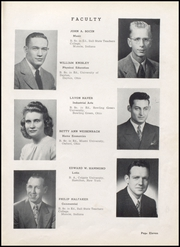 Page 15, 1949 Edition, Coldwater High School - Cavalier Yearbook (Coldwater, OH) online yearbook collection