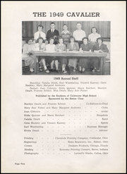 Page 6, 1949 Edition, Coldwater High School - Cavalier Yearbook (Coldwater, OH) online yearbook collection