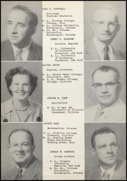 Page 12, 1954 Edition, Coldwater High School - Cavalier Yearbook (Coldwater, OH) online yearbook collection