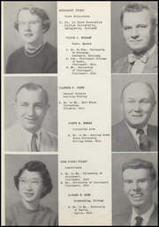 Page 13, 1954 Edition, Coldwater High School - Cavalier Yearbook (Coldwater, OH) online yearbook collection