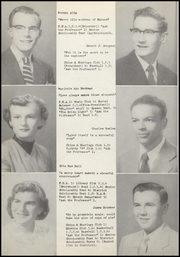 Page 16, 1954 Edition, Coldwater High School - Cavalier Yearbook (Coldwater, OH) online yearbook collection