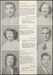 Page 17, 1954 Edition, Coldwater High School - Cavalier Yearbook (Coldwater, OH) online yearbook collection