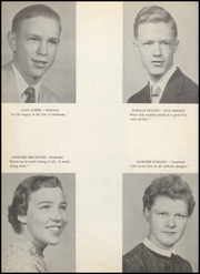 Page 12, 1956 Edition, Coldwater High School - Cavalier Yearbook (Coldwater, OH) online yearbook collection