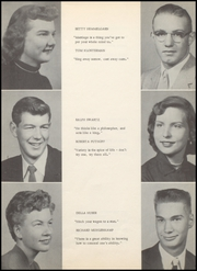 Page 13, 1956 Edition, Coldwater High School - Cavalier Yearbook (Coldwater, OH) online yearbook collection