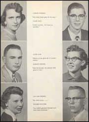 Page 14, 1956 Edition, Coldwater High School - Cavalier Yearbook (Coldwater, OH) online yearbook collection