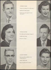 Page 17, 1956 Edition, Coldwater High School - Cavalier Yearbook (Coldwater, OH) online yearbook collection