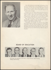 Page 8, 1956 Edition, Coldwater High School - Cavalier Yearbook (Coldwater, OH) online yearbook collection