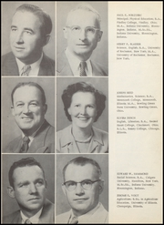 Page 9, 1956 Edition, Coldwater High School - Cavalier Yearbook (Coldwater, OH) online yearbook collection