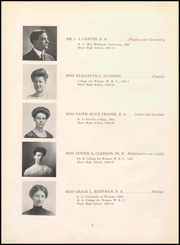 Page 12, 1910 Edition, Shaw High School - Shuttle Yearbook (East Cleveland, OH) online yearbook collection