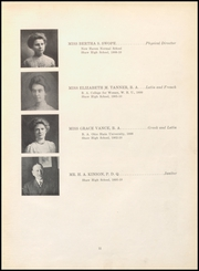 Page 15, 1910 Edition, Shaw High School - Shuttle Yearbook (East Cleveland, OH) online yearbook collection