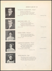 Page 17, 1910 Edition, Shaw High School - Shuttle Yearbook (East Cleveland, OH) online yearbook collection