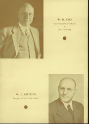 Page 10, 1936 Edition, Shaw High School - Shuttle Yearbook (East Cleveland, OH) online yearbook collection