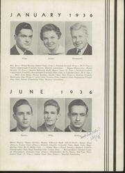 Page 15, 1936 Edition, Shaw High School - Shuttle Yearbook (East Cleveland, OH) online yearbook collection