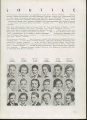Page 17, 1936 Edition, Shaw High School - Shuttle Yearbook (East Cleveland, OH) online yearbook collection