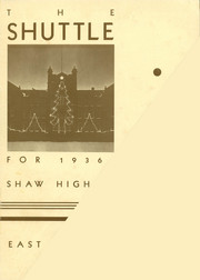 Page 5, 1936 Edition, Shaw High School - Shuttle Yearbook (East Cleveland, OH) online yearbook collection