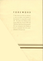 Page 8, 1936 Edition, Shaw High School - Shuttle Yearbook (East Cleveland, OH) online yearbook collection