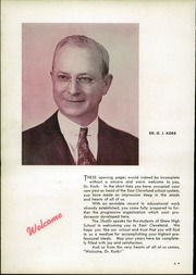 Page 10, 1940 Edition, Shaw High School - Shuttle Yearbook (East Cleveland, OH) online yearbook collection