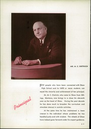 Page 12, 1940 Edition, Shaw High School - Shuttle Yearbook (East Cleveland, OH) online yearbook collection