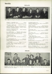 Page 16, 1940 Edition, Shaw High School - Shuttle Yearbook (East Cleveland, OH) online yearbook collection