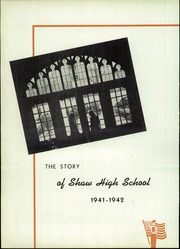 Page 10, 1942 Edition, Shaw High School - Shuttle Yearbook (East Cleveland, OH) online yearbook collection