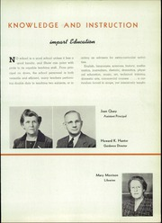 Page 15, 1942 Edition, Shaw High School - Shuttle Yearbook (East Cleveland, OH) online yearbook collection