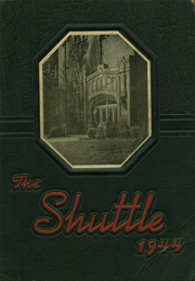 1944 Edition, Shaw High School - Shuttle Yearbook (East Cleveland, OH)