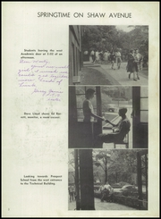 Page 7, 1945 Edition, Shaw High School - Shuttle Yearbook (East Cleveland, OH) online yearbook collection