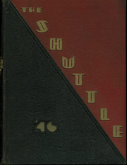 1946 Edition, Shaw High School - Shuttle Yearbook (East Cleveland, OH)