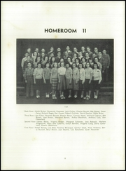 Page 12, 1948 Edition, Shaw High School - Shuttle Yearbook (East Cleveland, OH) online yearbook collection
