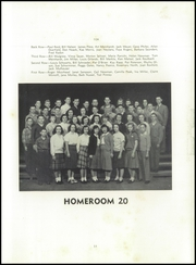 Page 15, 1948 Edition, Shaw High School - Shuttle Yearbook (East Cleveland, OH) online yearbook collection