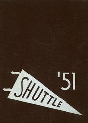 1951 Edition, Shaw High School - Shuttle Yearbook (East Cleveland, OH)