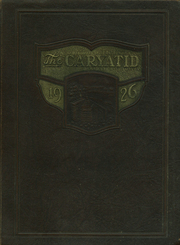 Page 1, 1926 Edition, Carey High School - Caryatid Yearbook (Carey, OH) online yearbook collection