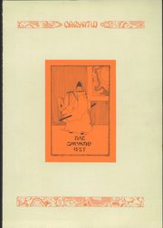 Page 5, 1927 Edition, Carey High School - Caryatid Yearbook (Carey, OH) online yearbook collection