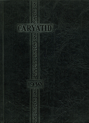 Page 1, 1930 Edition, Carey High School - Caryatid Yearbook (Carey, OH) online yearbook collection