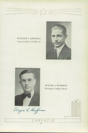 Page 17, 1930 Edition, Carey High School - Caryatid Yearbook (Carey, OH) online yearbook collection