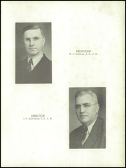 Page 11, 1938 Edition, Carey High School - Caryatid Yearbook (Carey, OH) online yearbook collection