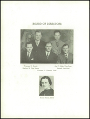 Page 12, 1938 Edition, Carey High School - Caryatid Yearbook (Carey, OH) online yearbook collection