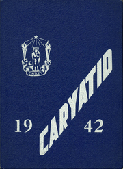 1942 Edition, Carey High School - Caryatid Yearbook (Carey, OH)